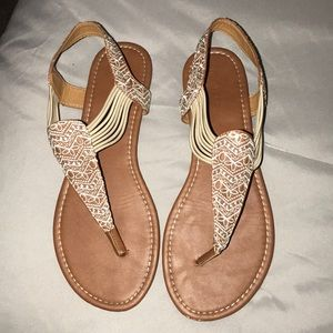Cute Sandals like new only worn a few times
